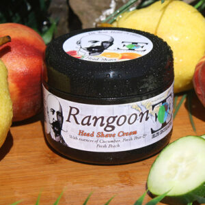 Rangoon Head Shave Cream