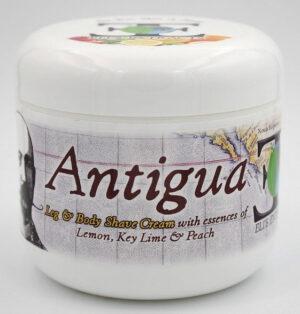Eli's Extracts Antigua Leg & Body Shave Cream