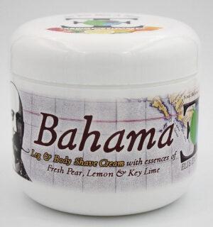Eli's Extracts Bahama Leg & Body Shave Cream