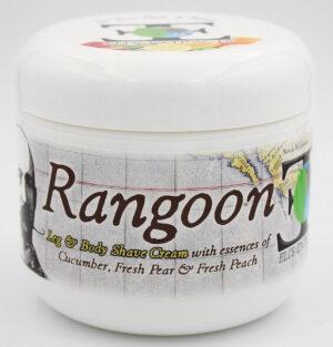 Eli's Extracts Rangoon Leg & Body Shave Cream